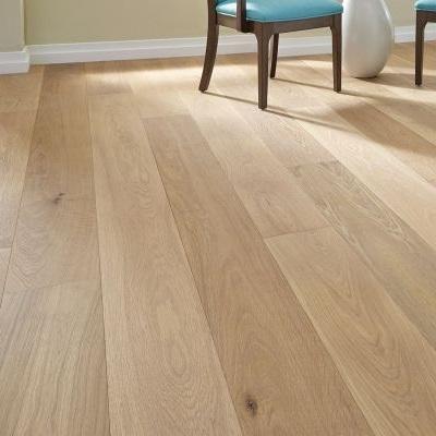 French Oak Engineered Unfinished Wood Floors